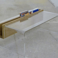 The Mule Table With Files Storage