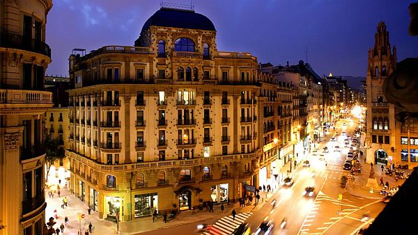 The Luxurious Ohla Hotel Barcelona