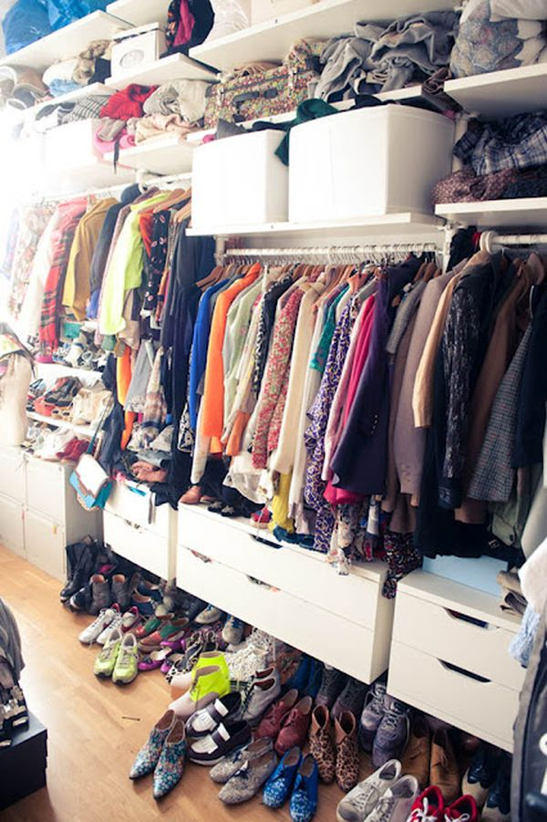 7 tips ideas to organize your closet for How to organize your closets