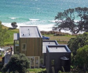 The Otama Beach House Retreat in New Zealand