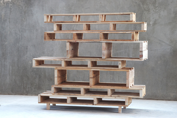 Make Your Own Furniture Using Pallets