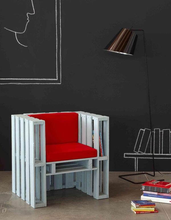 make your own furniture using pallets. Black Bedroom Furniture Sets. Home Design Ideas