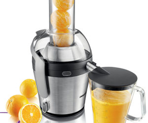 Make your summer more refreshing with a Philips Avance Juicer