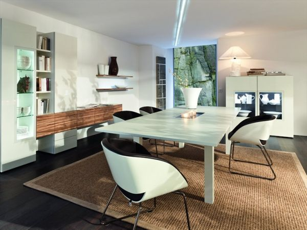 Innovative Rectangular Dining Table