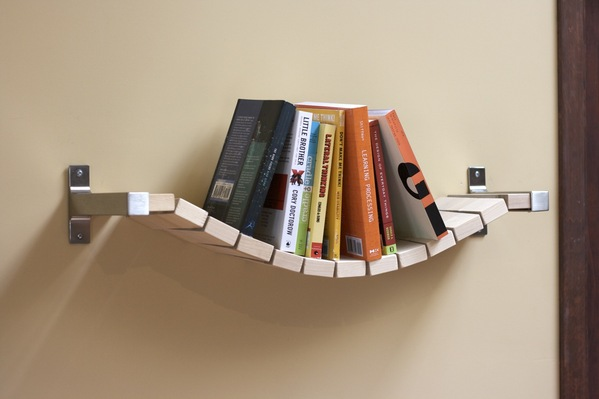 Top 33 creative bookshelves designs view in gallery gumiabroncs Choice Image