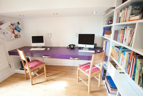 Using Your Space Wisely:Tips on efficiently using the space under your desk