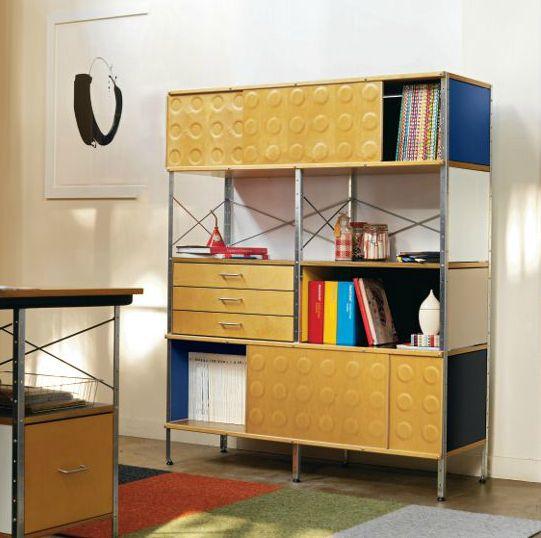 Modular Eames Storage Unit
