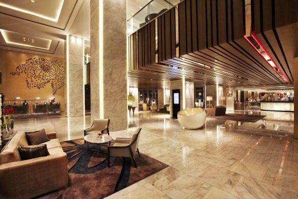 Luxury swisstouches hotel in china by hirsch bedner associates for Designhotel wienecke xi hotel