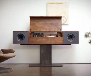 Modern Symbol Record Console