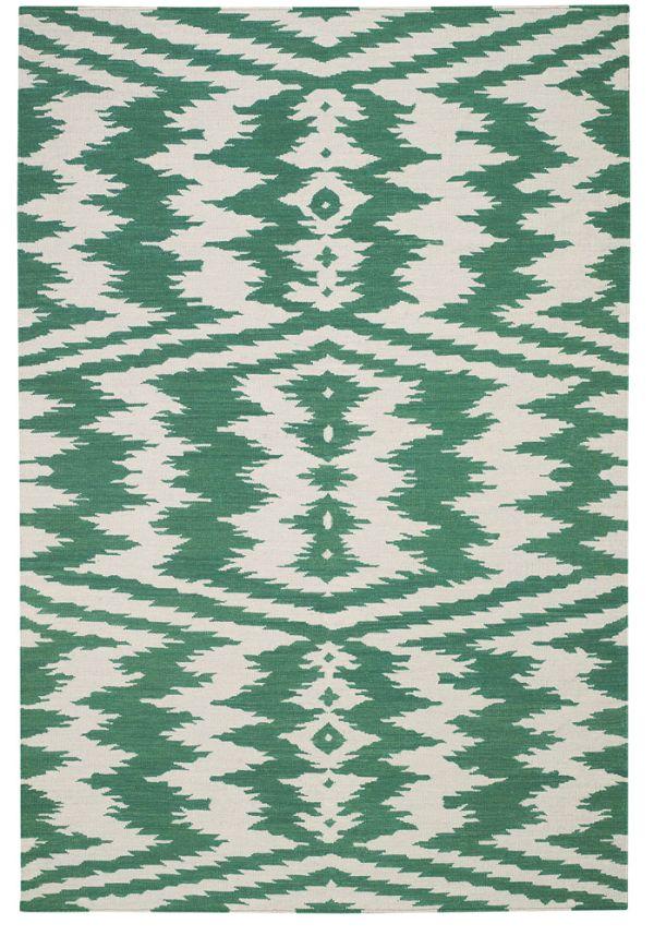 The Uzbek rug