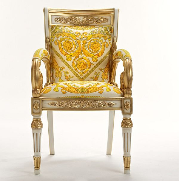 View in gallery : versace chairs - Cheerinfomania.Com