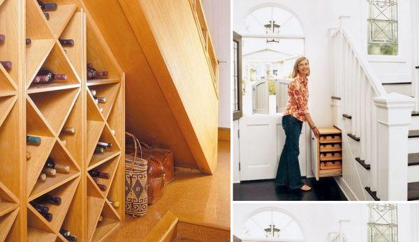 60 Under Stairs Storage Ideas For Small Spaces Making Your ...
