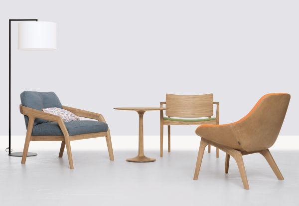 Zeitraum Friday Lounge Chair