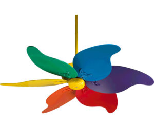 Pinwheel Ceiling Fan by Quorum