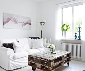Tiny but beautifully-renovated apartment in Gothenburg