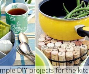 3 simple DIY projects for the kitchen