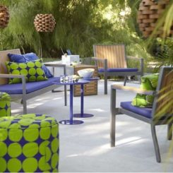 The Alfresco Lounge Chair With Cushion