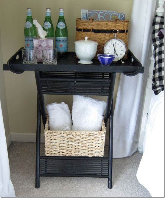 5 Different, Fun Ways To Use TV Trays