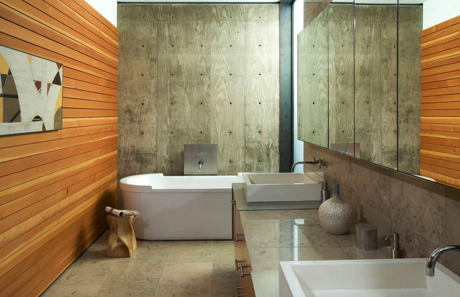 Exploring The Beauty Of Concrete Walls In Interior Design