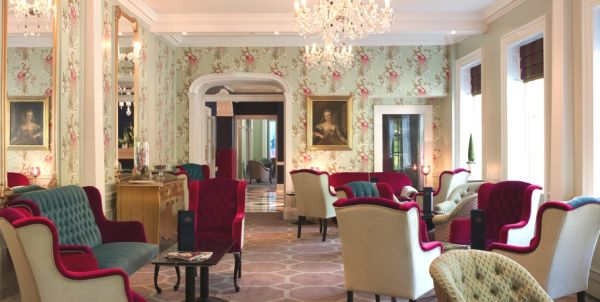eclectic francis hotel in bath england