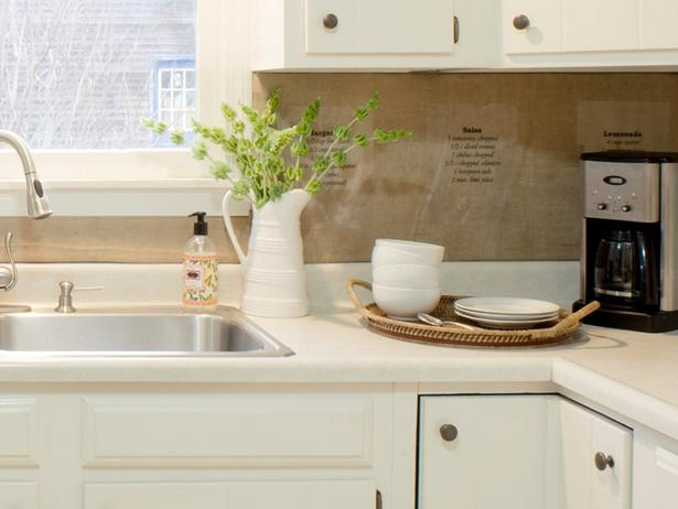 6 Diy Rustic Backsplashes For Your Kitchen