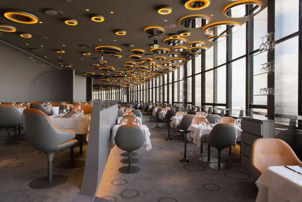 view in gallery - Restaurant Interior Design