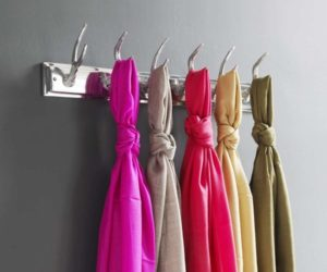 10 Fun, Alternative Ways To Use Coat Hooks