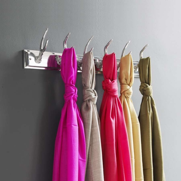& 10 Fun Alternative Ways To Use Coat Hooks