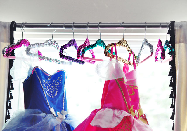 Hangers for kids
