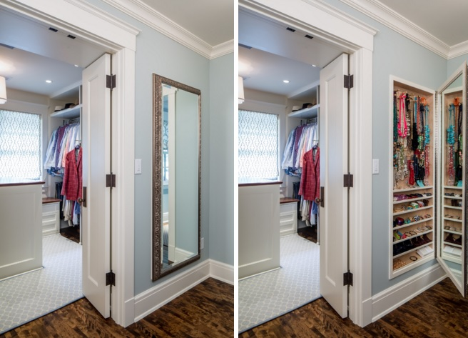 Clever Ways Of Adding Secret Storage To Your Home