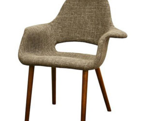 Forza Mid-Century Style Accent Chair