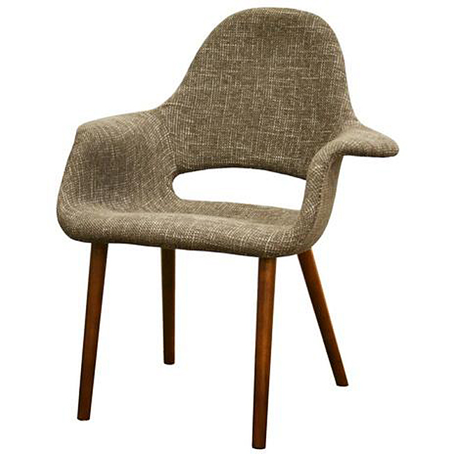Forza Mid Century Style Accent Chair