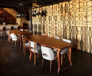 Contemporary Porterhouse restaurant in Pantai Indah Kapuk – Indonesia