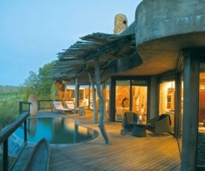 The Luxurious Singita Boulders Lodge