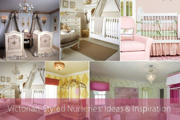 Victorian Styled Baby Rooms: Ideas U0026 Inspiration
