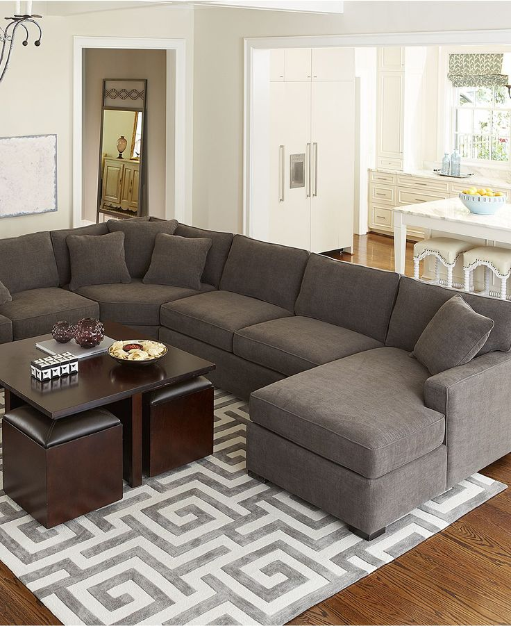 Greatest How To Arrange An Area Rug Under A Sectional - Area Rug Designs HH82