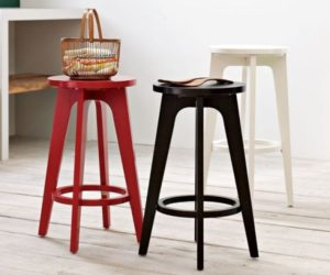 Klismos Bar Stool