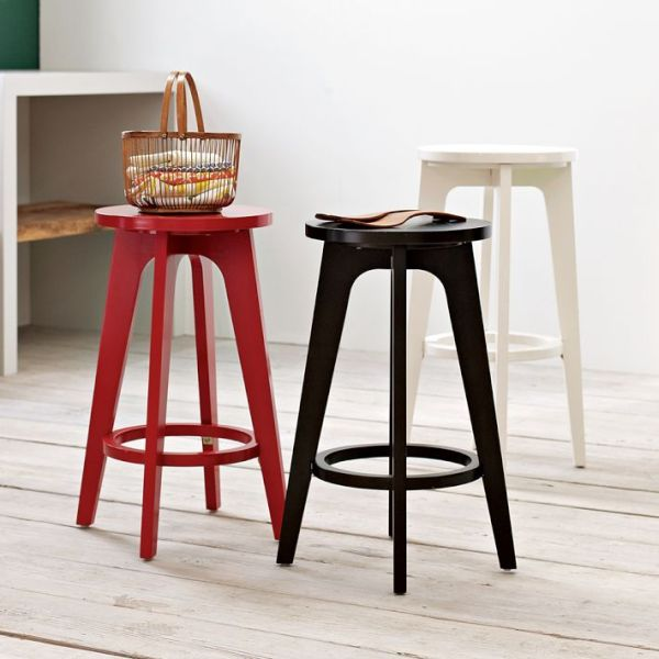 Klismos Bar Stool Photo Gallery