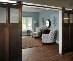 How Painting The Doors A Different Color Can Boost Your Home's Décor
