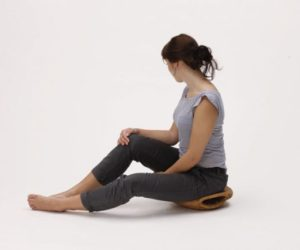 The flexible and versatile seat by Benno Zindels