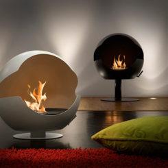 Vauniu0027s Stylish Fireplace