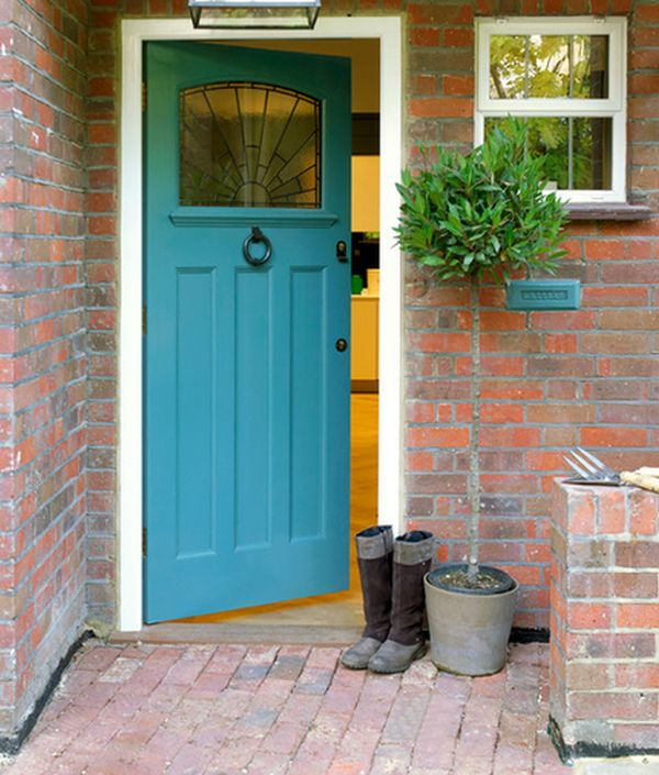 How Painting The Doors A Different Color Can Boost Your Homes Dcor