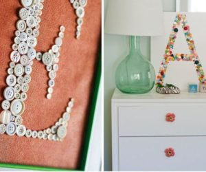 6 Quirky Button Decor DIY's!