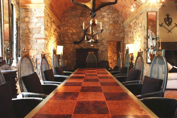 Castello Di Scerpena A Luxury Medieval Castle In Tuscany