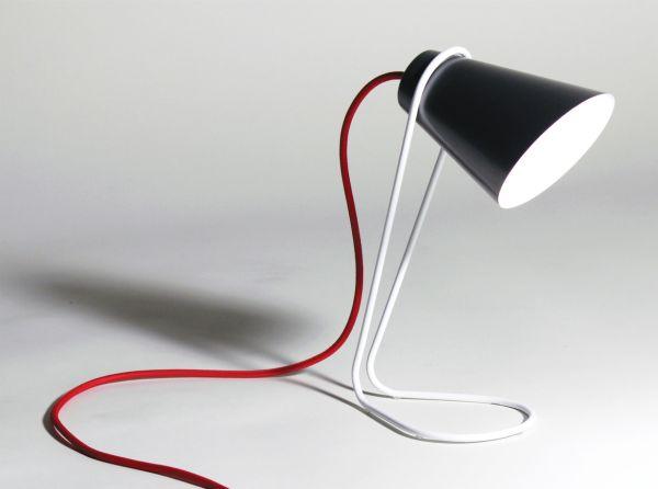 The Minimalist Clip Desk Lamp