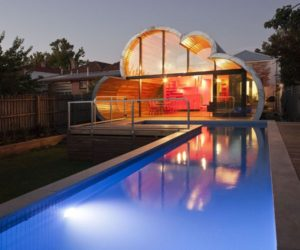 Beautiful Cloud House in Melbourne, Australia