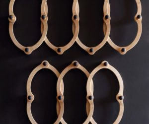 Occordian Coat Rack