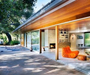 Colorful home in L.A. by Richard Neutra