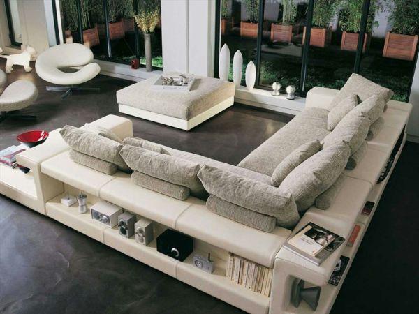 Corner Sofa From Roche Bobois