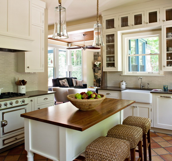 20 Charming cottage-style kitchen decors